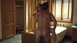 """Cobie Smulders Sex Scene """"Frends From College S01"""""""