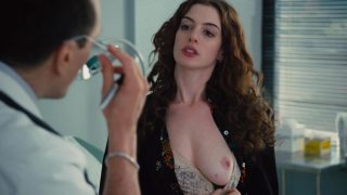"""Anne Hathaway Nude Plus Sex Scene """"Love and Other Drugs"""" 2010"""