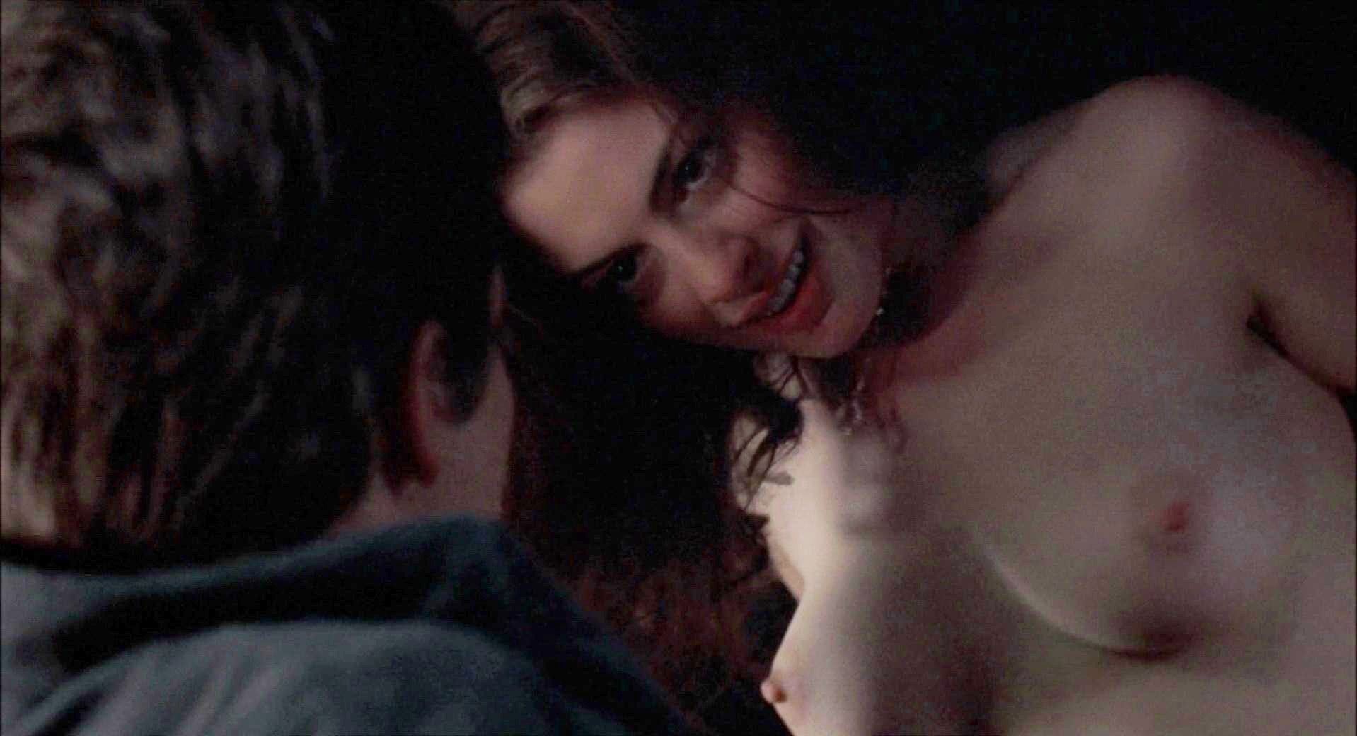 Anne hathaway nude in havoc sex scene