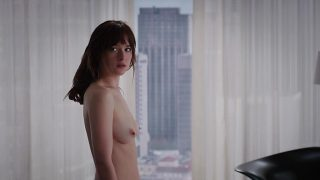 "Dakota Johnson Nude Sex ""50 Shades Of Grey"" 2015"