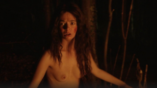 """Aubrey Plaza, Kate Micucci Nude """"The Little Hours"""" 2017"""