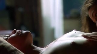 "Jessica Pare Nude Lesbian Sex ""Lost and Delirious"" 2001"
