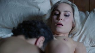 """Noomi Rapace Nude Sex """"Seven Sisters"""" 2017"""