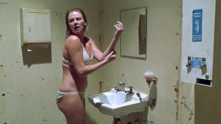 """Charlize Theron Nude Lesbian Sex """"Monster"""" 2003"""