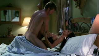 "Lynn Collins Nude ""True Blood"" 2008"
