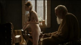 "Esme Bianco Nude ""Game of Thrones"" 2011"