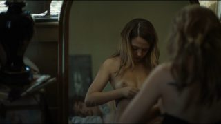 """Emily Meade Nude """"Trial by Fire"""" 2018"""