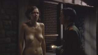 "Maggie Gyllenhaal Nude ""Strip Search"" 2004"